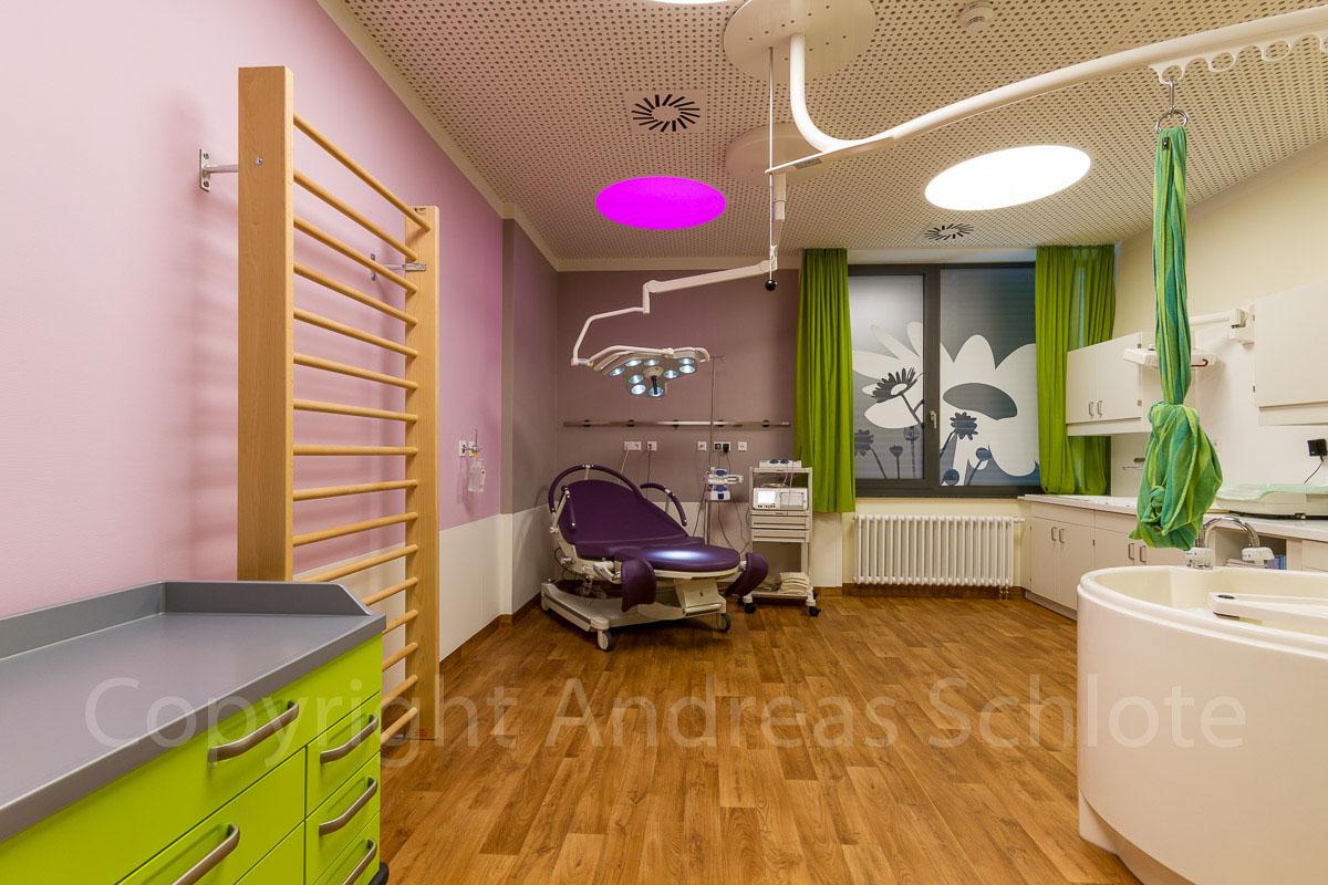Hochtaunusklinik Kreissaal