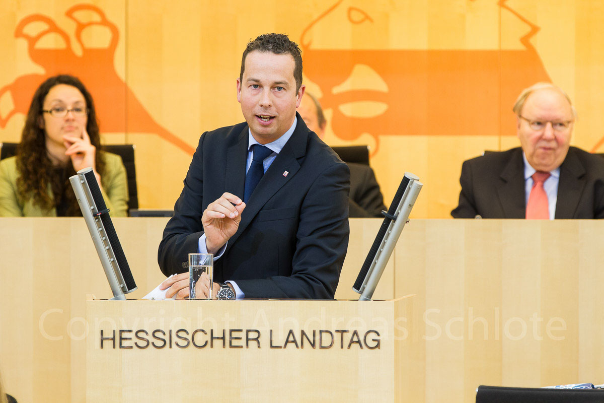 portraitfoto minister rentsch