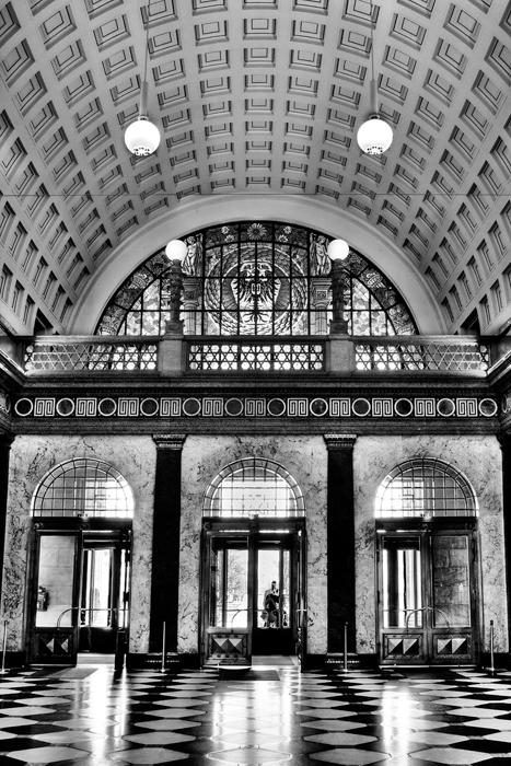 Kurhaus Wiesbaden - Foyer