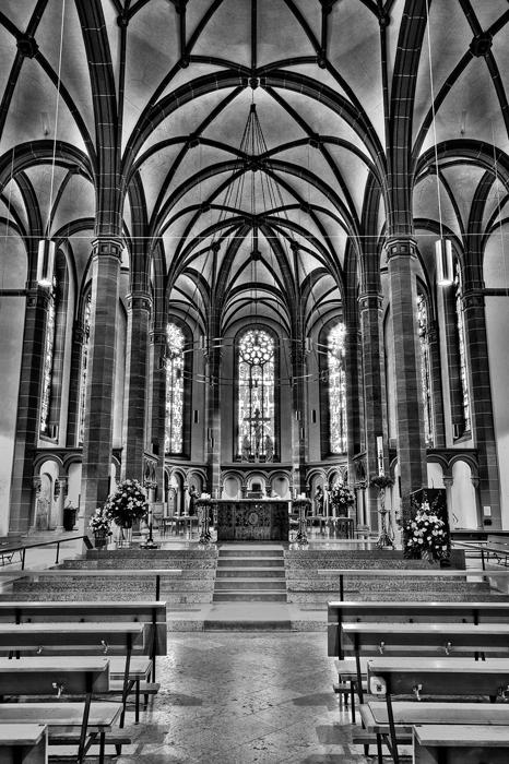 Bonifatius Kirche Wiesbaden