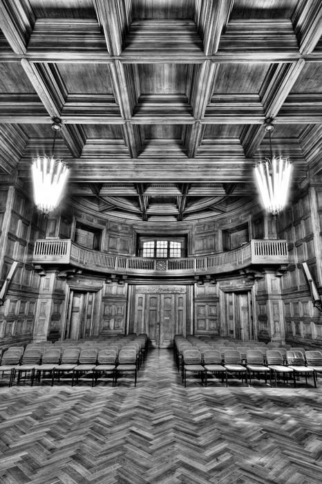 Landeshaus Wiesbaden - Sitzungssaal