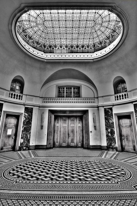 Landeshaus Wiesbaden - Foyer