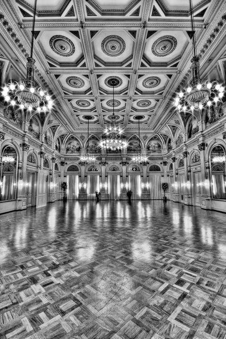 Wiesbadener Casino-Gesellschaft - Großer Saal