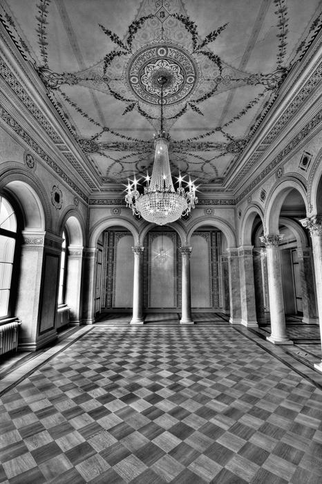 Ministerium der Justiz Wiesbaden - Saal