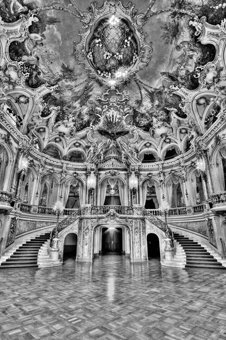 Staatstheater Wiesbaden - Foyer