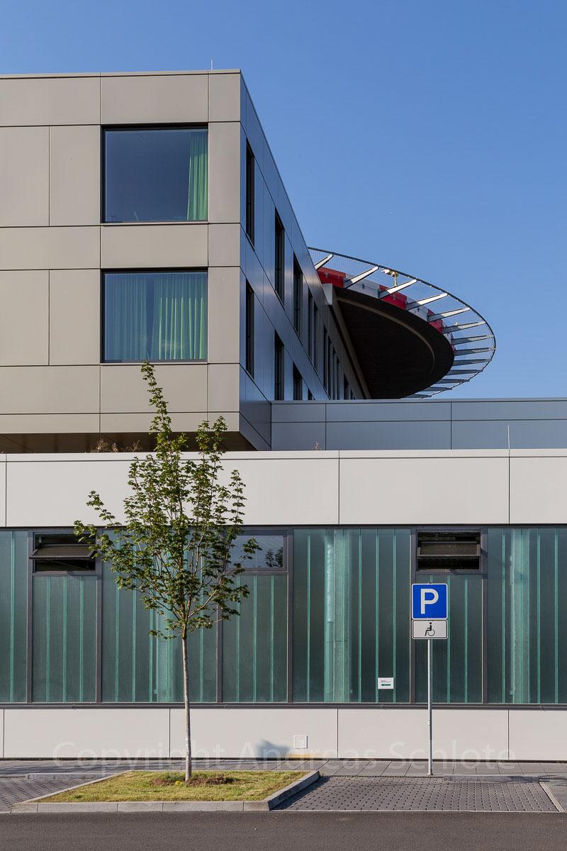 Hochtaunusklinik Bad Homburg aussen