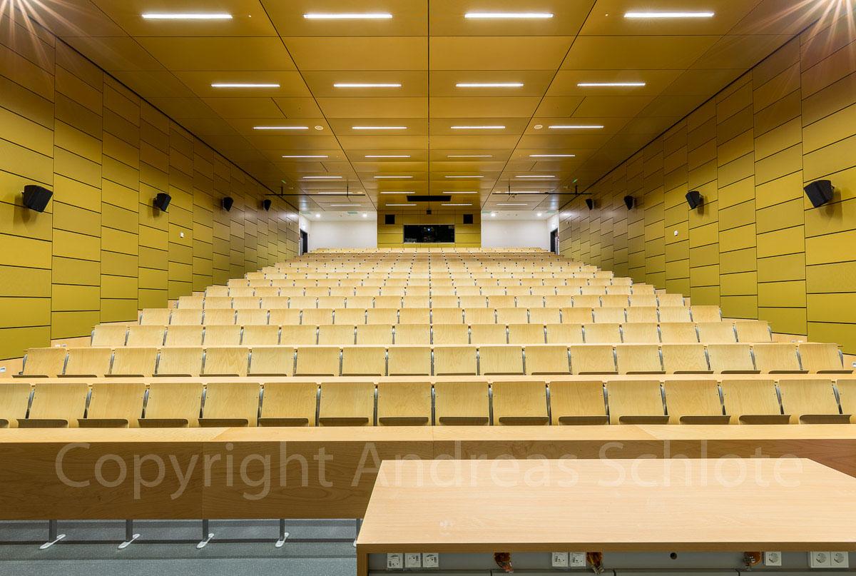 Hochschule Rhein Main Hoersaal